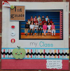 1st Grade (left side)