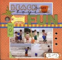 Beach Bucket Boys
