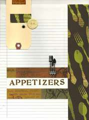Cookbook Appetizers