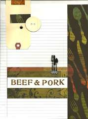 Cookbook Beef and Pork