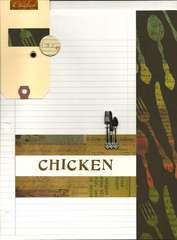 Cookbook Chicken