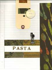 Cookbook Pasta