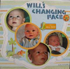 Will's Changing Face