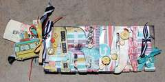 Arizona *Clear Scraps * Custom Word Album