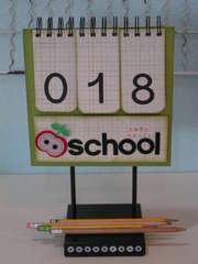 Countdown Calendar  * Zutter Bind It All DT*