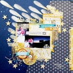 The Daily Scrapbook Page - Episode #15 - The Drive-In Theatre