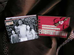 Love 4x5 Mini Book