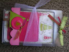 Gift Card Holder kits