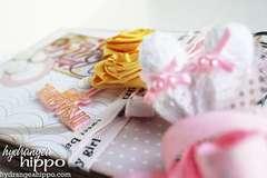 Sweet Baby Girl Mini Book