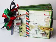 Travel Mini * Epiphany Crafts DT*