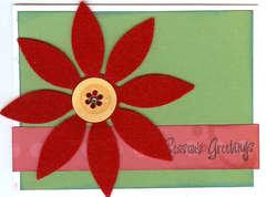 Seaons' Greetings Card