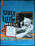 Crazy Little Monster