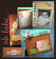 Oh baby! Mini Book