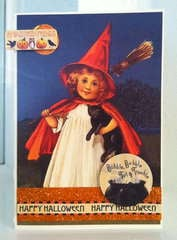 Reminisce Hallowe'en Card