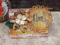 Thanksgiving Placecard