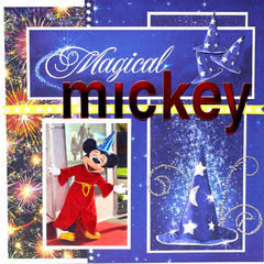 Magical Mickey
