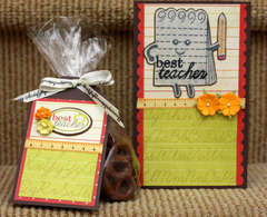 Best Teacher Gift Set