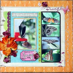 Favorite Sign Of Spring *Scrapbooking & Beyond Magazine*