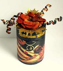 Halloween Treat Container