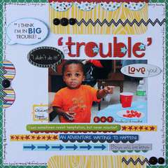 Mr. Trouble *NEW Bella Blvd*