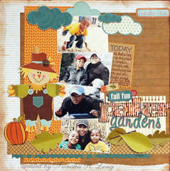 Fall Fun @ Parker Gardens *gonescrapbooking/examiner*