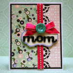 Mom Card *Purple Cows*