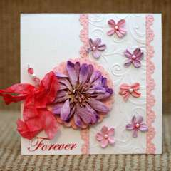 Forever Card *Petaloo*