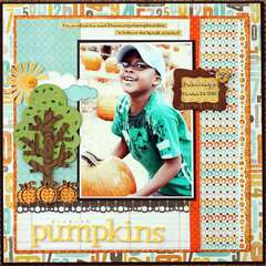 Picking Pumpkins *Scrapbooking & Beyond*