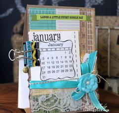 2016 Mini Calendar