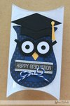 Happy Graduation Pillow Box Gifts