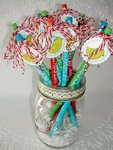 Happy Birthday Party Favors or Teacher Gift