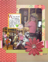 B at the Carousel