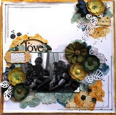 Love by Bernii Miller