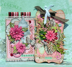 Tags by Denise van Deventer