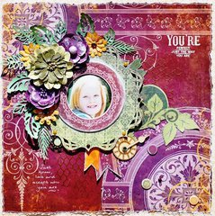 You're perfect just the way you are by Denise van Deventer