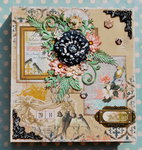 Misc Me Diary/Organiser for 2014 by Denise van Deventer