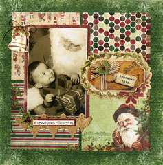 Introducing the Father Christmas Collection from Bo Bunny