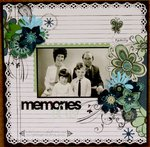 Memories of Us - Megan Gourlay