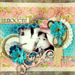 Innocent by Irene Tan featuring Prairie Chic from Bo Bunny
