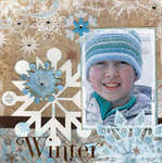 New Bo Bunny Release - Winter Whisper