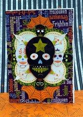 Halloween card by Agnieszka Bellaidea