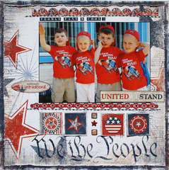 We the People by Mireille Divjak
