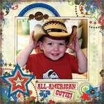 All American Cutie!