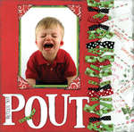 Better Not Pout Holiday Magic layout