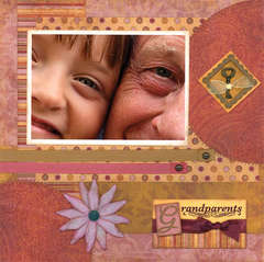 Grandparents Primrose layout