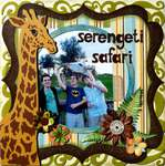 Serengeti Safari