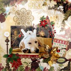 Kobe's 1st Christmas