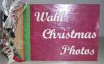 Christmas Photo Book front