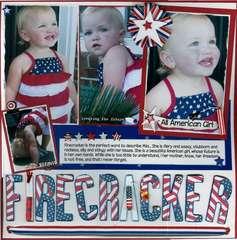 Our Little Firecracker 2