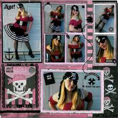 PIRATE GIRL (RIGHT)